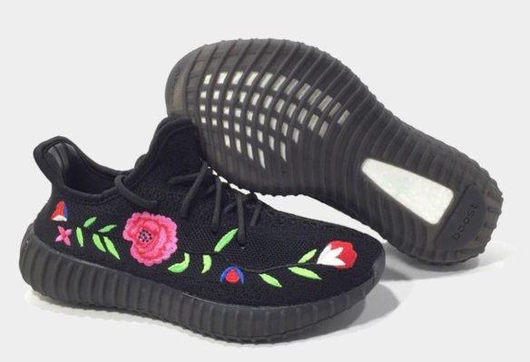 Фото Adidas Yeezy Boost 350 V2 by Kanye West (BlackRose) - 2