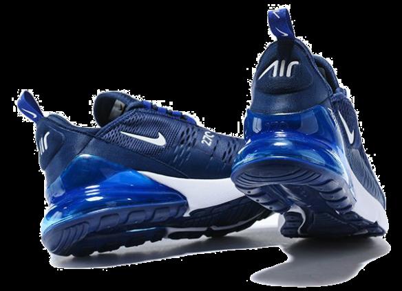 Фото Nike Air Max 270 Синие - 2